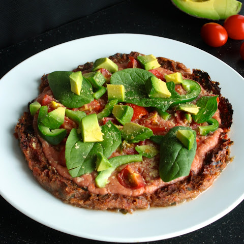 Raw Vegan & Gluten Free Pizza