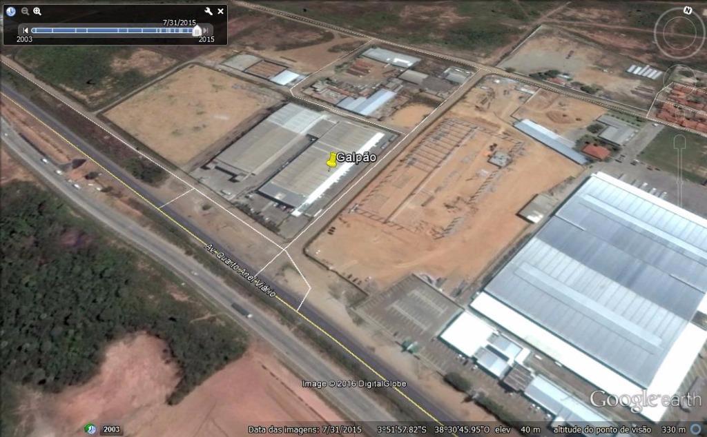Galpão à venda, 3236 m² por R$ 10.000.000,00 - Ancuri - Fortaleza/CE