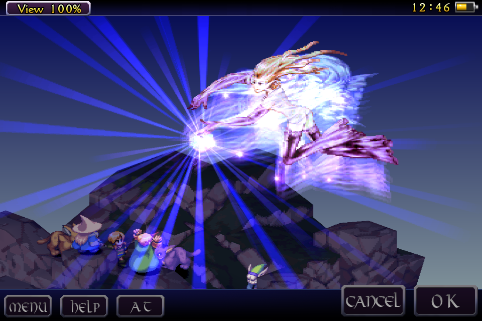FINAL FANTASY TACTICS : WotL Screenshot 3