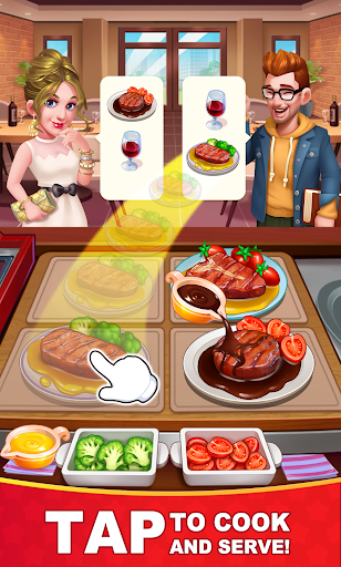 Cooking Hot - Crazy Restaurant Kitchen Game For PC
