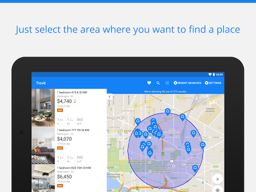 Real Estate for sale - Trovit screenshot 5
