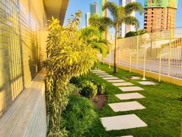 Apartamento com 3 dormitórios à venda, 126 m² por R$ 620.000 - Jardim Luna - João Pessoa/PB