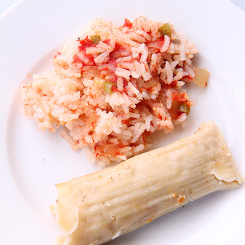 Traditional Pork Tamale