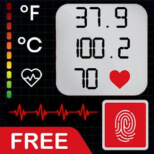 Body Temperature Fever : temperature Fever Diary For PC / Windows 7/8/10 / Mac – Free Download