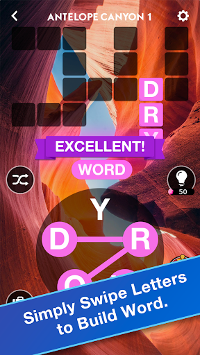 Word Travel – Word Connect Puzzle Game For PC