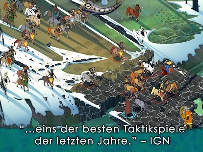 Banner Saga 2 Screenshot