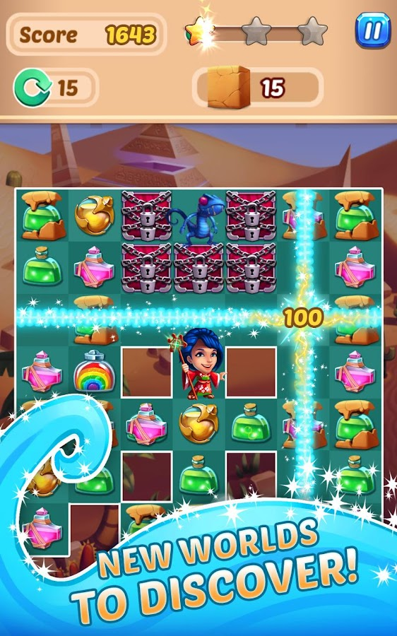 Hocus Puzzle Screenshot 4