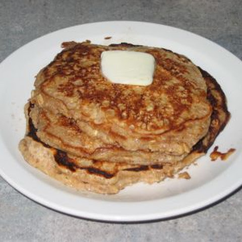 Oatmeal Cinnamon Pancake Mix
