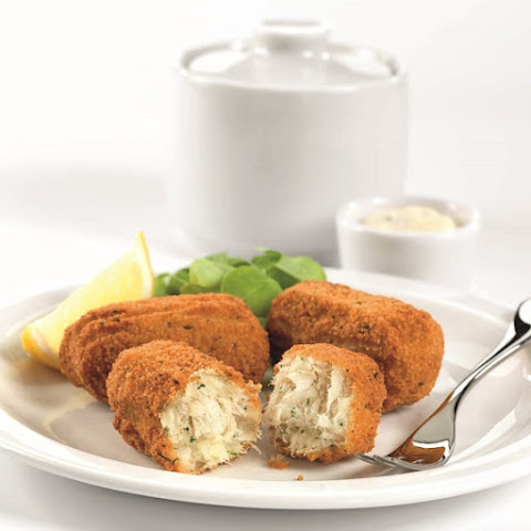 Fried Cod Croquettes