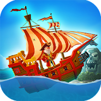Pirate Ship Shooting Race For PC (Windows And Mac)