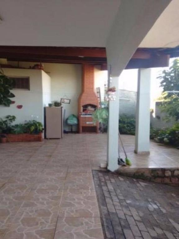 Casa residencial à venda, Vila Nambi, Jundiaí - CA0201.