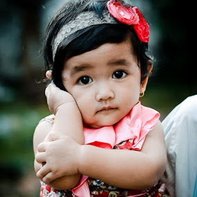 Mysha Sophia Saraline by Juang Rahmadillah - Babies & Children Child Portraits ( children, baby, portrait )