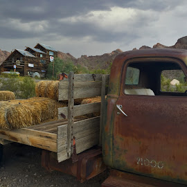 Nelson, NV by Stephen Terakami - Novices Only Landscapes ( las vegas, nevada, nelson ghos town nevada las vegas, ghost town, nelson )