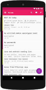 FairNote: Encrypted Notes & Lists Screenshot