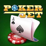 Poker Jet: Texas Holdem and Omaha Icon