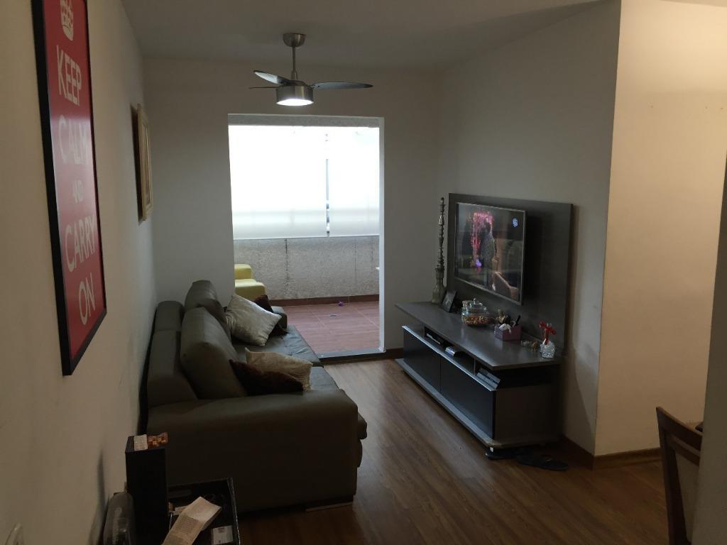 Apartamento à Venda - Chácara Califórnia