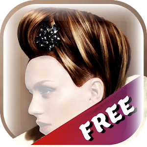 Hair Salon Free: Photo Montage