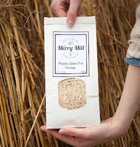 Irish Organic Gluten Free Oats