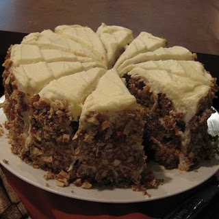 Carrot Cake With Pineapple Coconut And Raisins Recipes