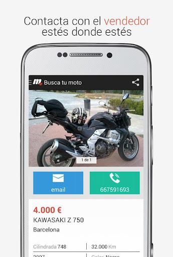 Motos.net screenshot 4