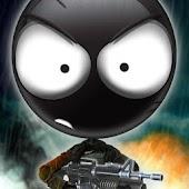 Game Stickman Battlefields apk for kindle fire