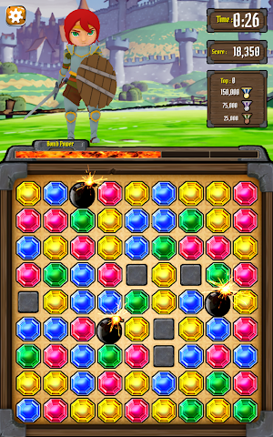 android Unreal Match 3 Screenshot 5