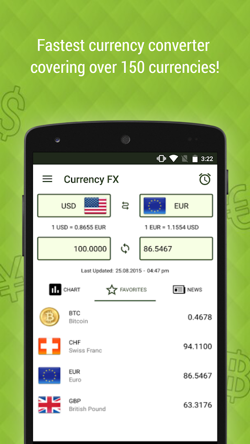 Currency FX Pro Screenshot 1