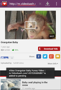 1 Download Video App screenshot