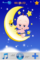 Screenshot of Lullaby for babies 2