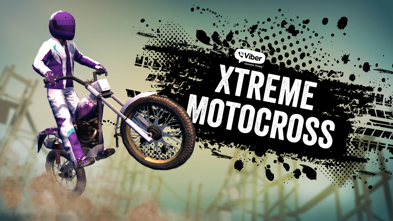 Viber Xtreme Motocross Screenshot 0