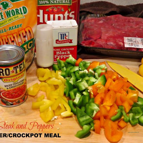Cube Steak Crockpot