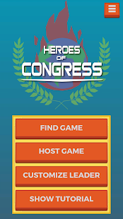 Heroes of Congress - screenshot