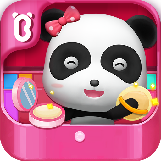 Cleaning Fun - Baby Panda (game)