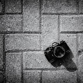 Analog Camera by Kadetz Soewoko - Artistic Objects Other Objects