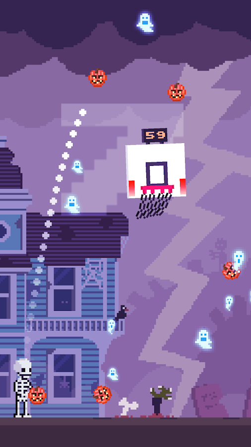 Ball King - Arcade Basketball Screenshot 2