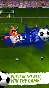 Angry Birds Goal!- screenshot thumbnail
