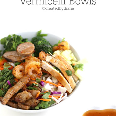 Asian Sauce for Vermicelli Bowls