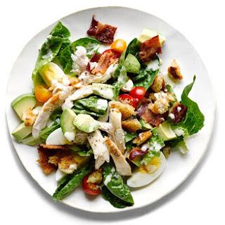 Bacon Club Salad Recipes