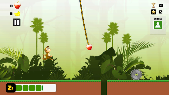 Run Jungle Monkey - screenshot