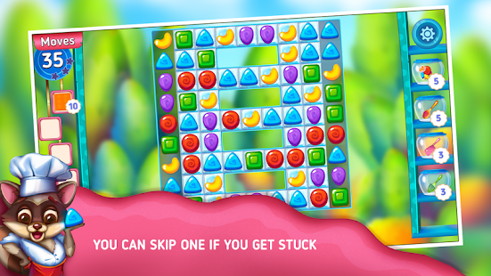 Candy Cookie Shop - screenshot