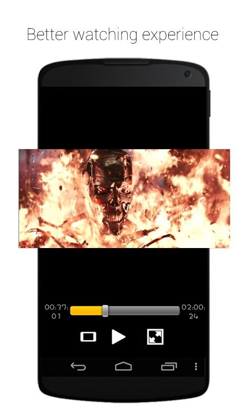 A8 Video Player Pro Screenshot 3