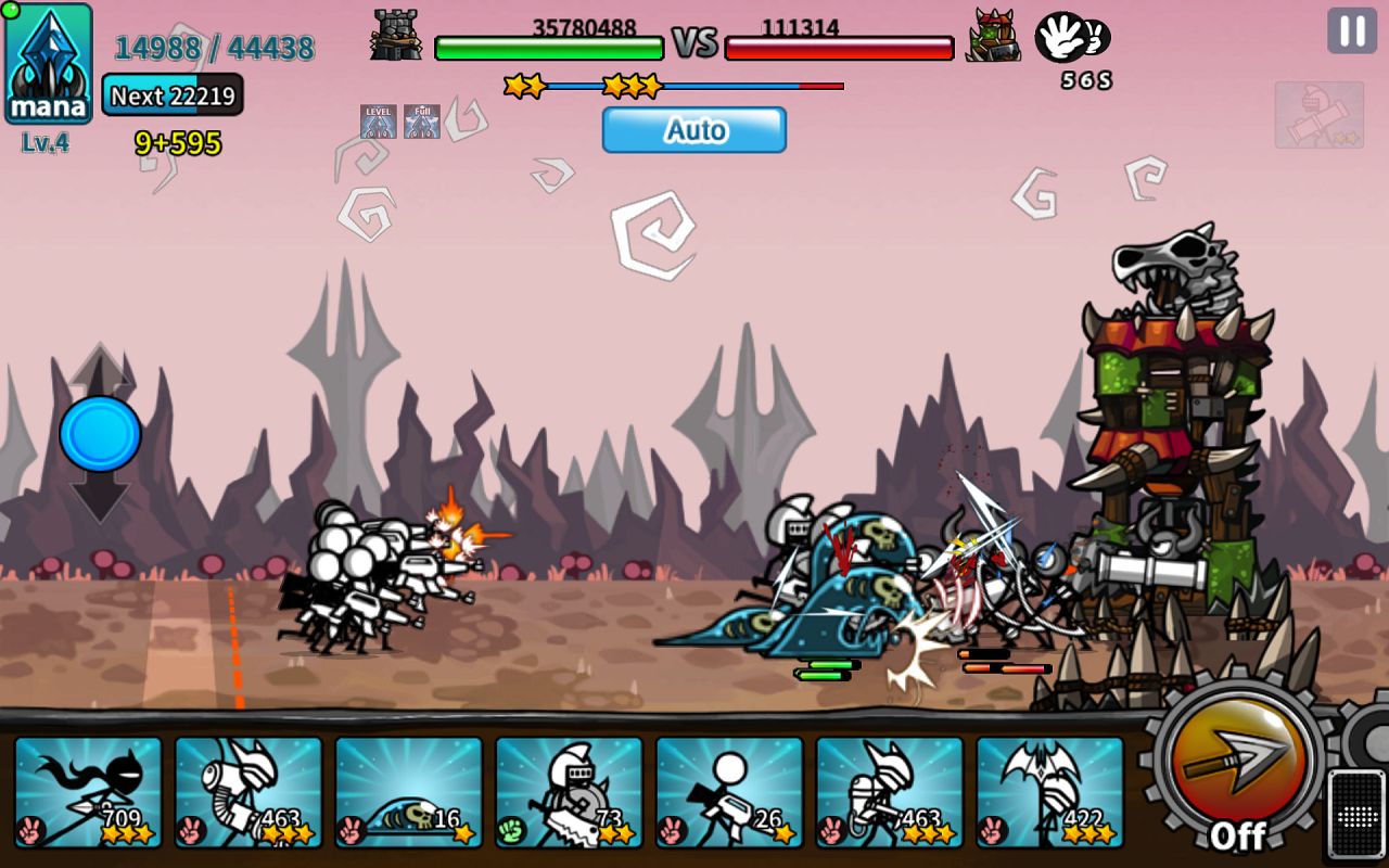Cartoon Wars 3 Screenshot 5