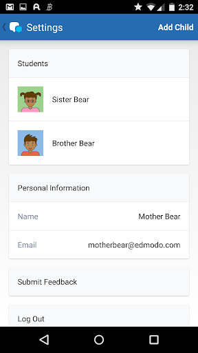 Edmodo for Parents screenshot 4