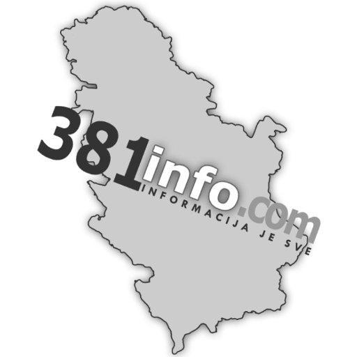 Android aplikacija 381info Vodič kroz Srbiju na Android Srbija