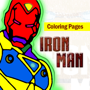 Download Super Avenger Ironman Coloring For PC Windows and Mac