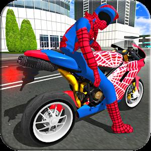 Bike Super Hero Stunt Driver Racing For PC (Windows & MAC)