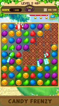 Candy Frenzy APK screenshot thumbnail 3