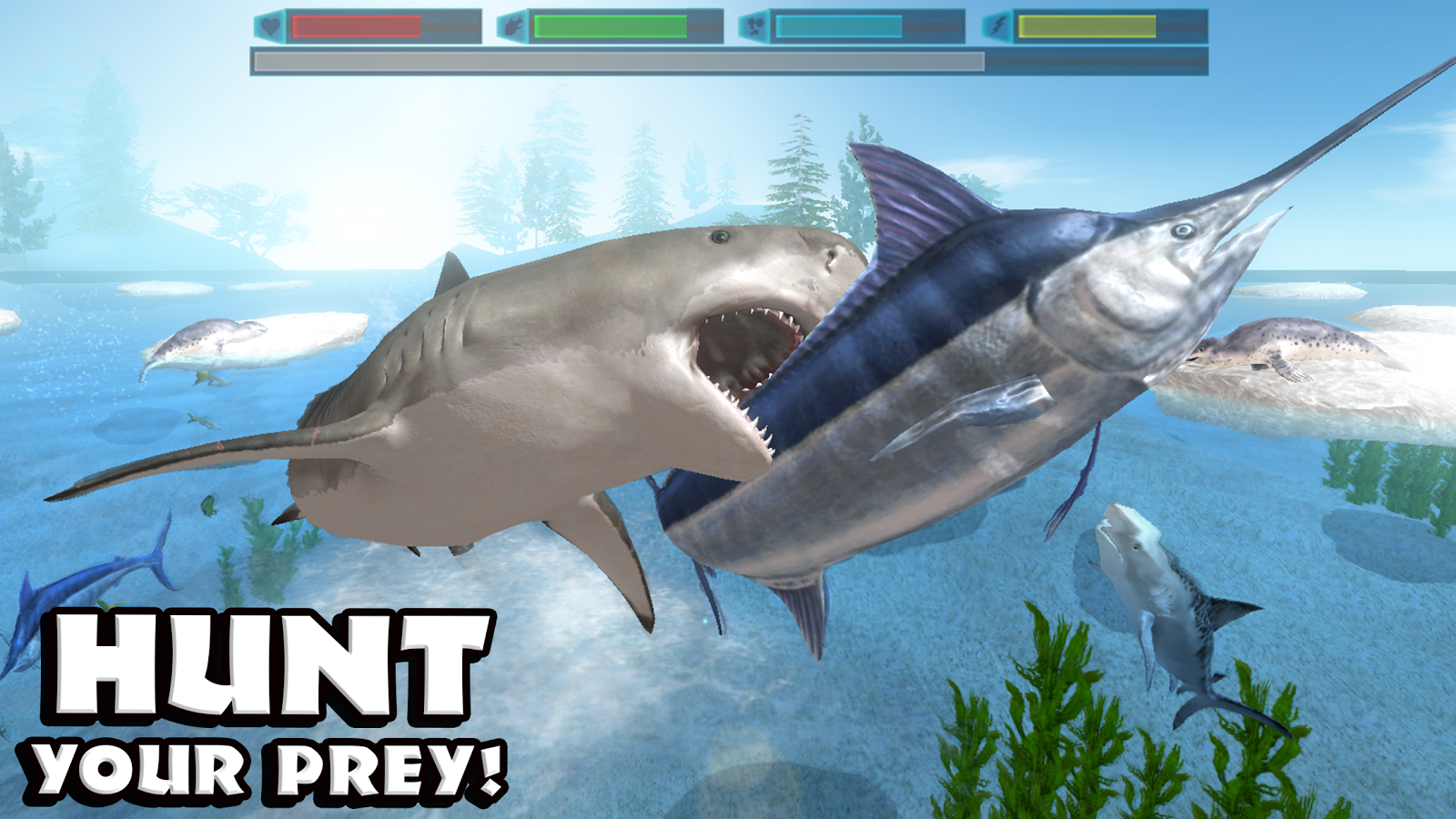 Ultimate Shark Simulator Screenshot 6