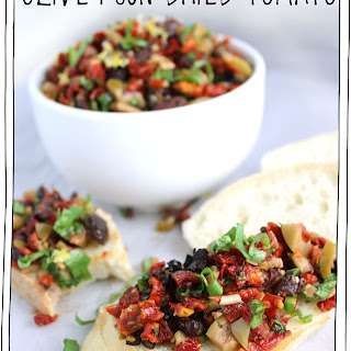 Sundried Tomato Olive Tapenade Recipes