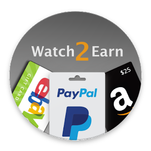 Watch2Earn - Free Cash & Gift Cards For PC